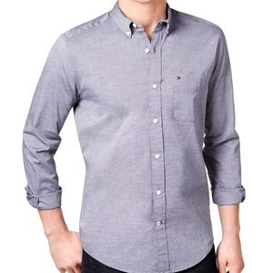 Tommy Hilfiger Men's Capote Classic-Fit Shirt NWT